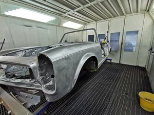 280SL RHD Available for bespoke restoration.