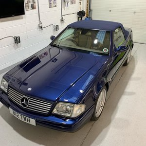 1999 Mercedes R129 SL 500 For Sale