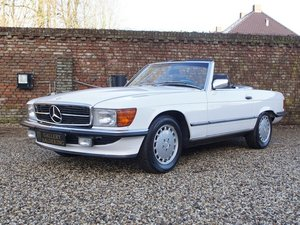 1985 Mercedes Benz 300SL W107 European version! Only 151.774 kms! For Sale