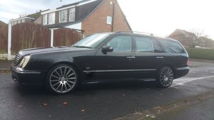 2001 Mercedes e55 amg estate lhd low mileage px For Sale