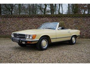 1973 Mercedes Benz 450SL W107 superb original, only 22.256 mls, e For Sale