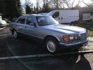 1989 Mercedes Benz 300se. 67,000 miles For Sale