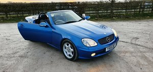 2001 Mercedes slk 230 compressor