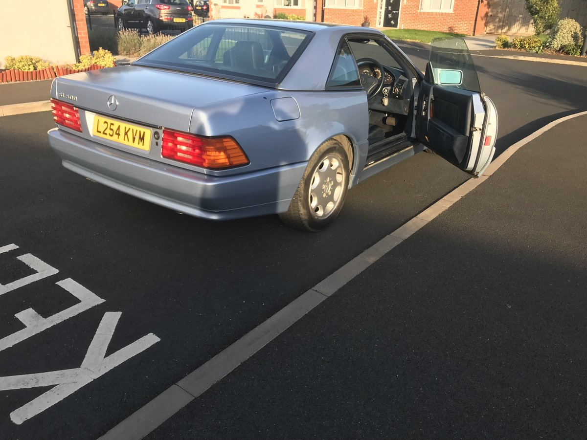 1994 SL500 For Sale (picture 4 of 6)