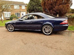 2004 MERCEDES CL65 AMG VERY RARE CAR For Sale