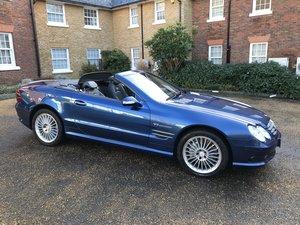 2003 Mercedes SL55 AMG For Sale