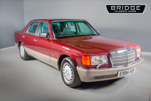 1988 Mercedes 420 SE Auto For Sale