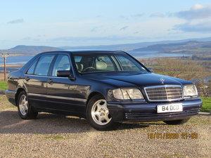 1996 Mercedes s 320 long wheel base w140