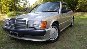 1989 Mercedes 190E Collectable ' longterm ownership For Sale