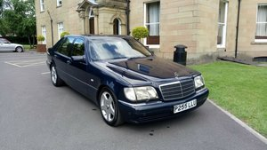 Mercedes W140 S Class Limo
