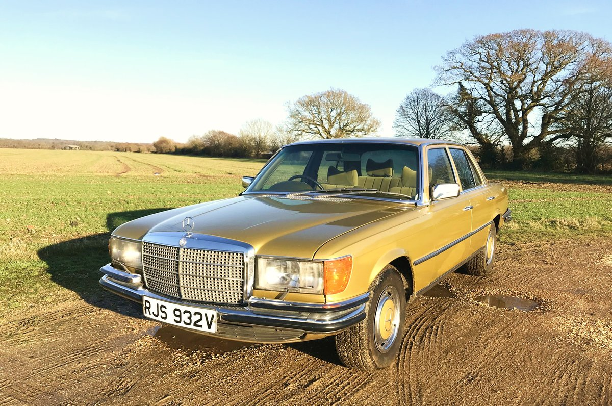 Mercedes 450 SE 1979 For Sale (picture 1 of 6)