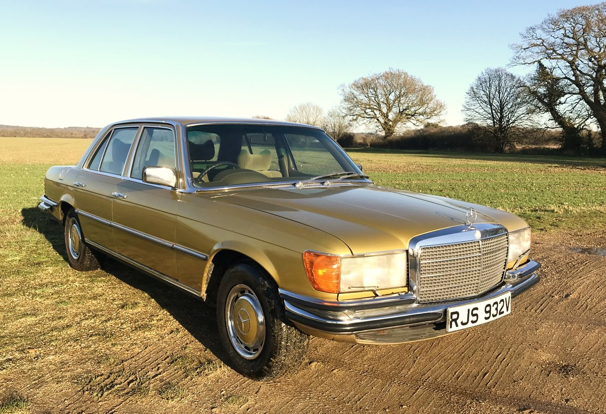 Mercedes 450 SE 1979 For Sale (picture 2 of 6)