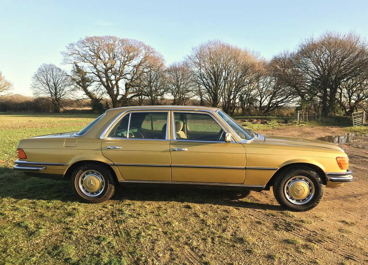 Mercedes 450 SE 1979 For Sale (picture 3 of 6)