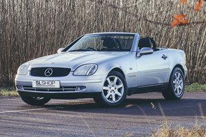 1999 Mercedes-Benz SLK230 R170 One Owner Full History SOLD