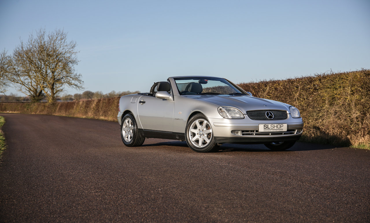 1999 Mercedes-Benz SLK230 R170 One Owner Full History SOLD (picture 2 of 6)
