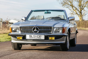 1986 Mercedes-Benz 420 SL (R107) LHD For Sale