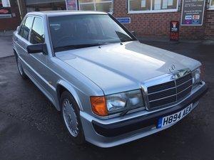 1990 190 2.5 16v Cosworth