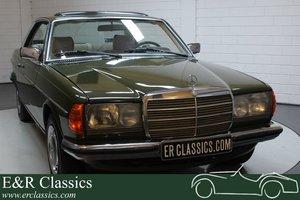 Mercedes-Benz 280CE Coupé W123 1981 Mango Grün For Sale