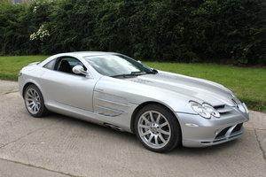Picture of 2005 Mercedes McLaren SLR with only 1822 recorded miles  SOLD