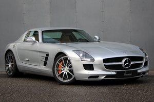 2011 Mercedes-Benz SLS AMG LHD  For Sale