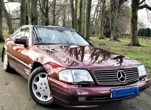 1997 Beautiful SL500 R129  For Sale