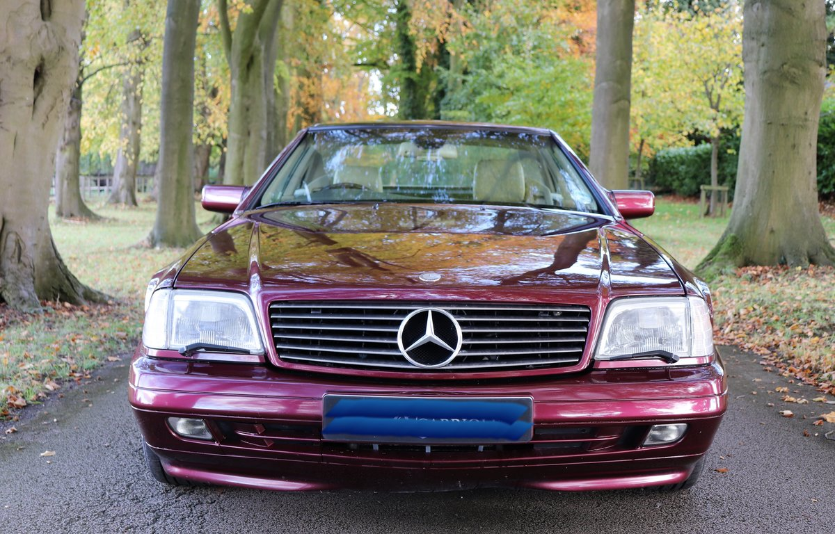 1997 Mercedes SL500  For Sale (picture 3 of 6)