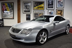 2003 Mercedes SL 500 SOLD