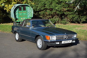 1984 Mercedes-Benz 380SL For Sale by Auction