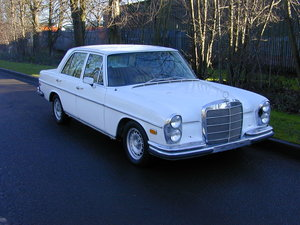 1971 MERCEDES W108 280SE AUTOMATIC PROJECT - LHD FRESH USA IMPORT For Sale