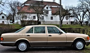 Picture of 1987 Mercedes Benz 300 SEL w 51.500Km! SOLD