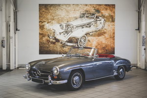1959 Mercedes-Benz 190 SL No reserve For Sale by Auction