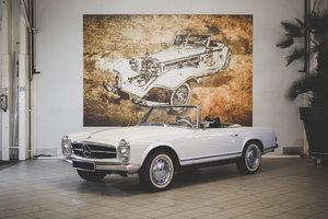 1969 Mercedes-Benz 280 SL Automatique No reserve For Sale by Auction