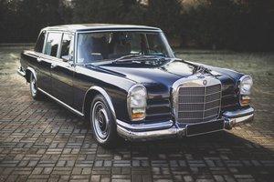 1969 Mercedes-Benz 600 Limousine No reserve For Sale by Auction