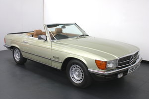 MERCEDES BENZ 500SL 1982 79,000MILES For Sale