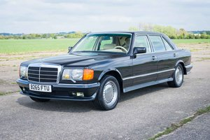 1984 Carat Cullinan by Duchatelet - Ultra Rare Bespoke W126  For Sale