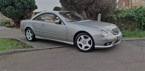 2005 CL500 AMG Sport Pack SOLD