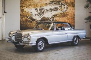 1967 Mercedes-Benz 300 SE Coupé For Sale by Auction