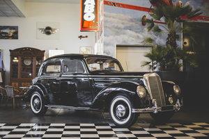 1952 Mercedes-Benz 220 A Berline découvrable For Sale by Auction