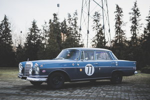 1964 Mercedes-Benz 220 Berline  For Sale by Auction