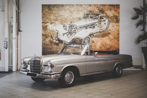 1963 Mercedes-Benz 220 SE Cabriolet For Sale by Auction