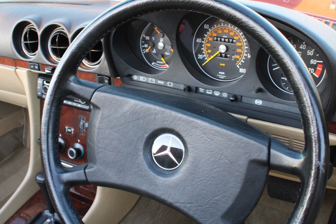 1989 MERCEDES 300 SL (BEST AVAILABLE) – £69,950 For Sale (picture 4 of 20)