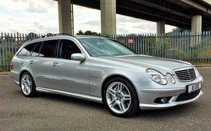2004 Mercedes e55  7 seater estate Stunning For Sale