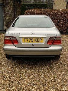 1999 Mercedes CLK 230K Elegance Coupe