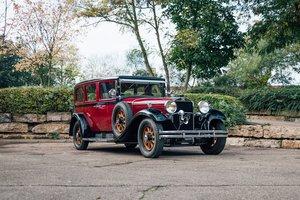 1929 Mercedes-Benz 460 Nürburg Limousine Séparation Chauffeur For Sale by Auction