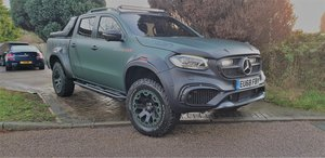 2018 Carlex Design X Class wide body LHD  new £80,000 SOLD