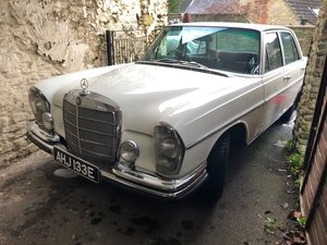 1967 Mercedes 250SE  W108 For Sale