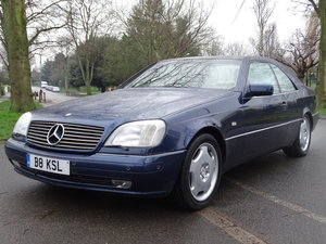 1997 Mercedes Benz CL420  very rare
