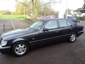 1997 Mercedes Benz S500 For Sale
