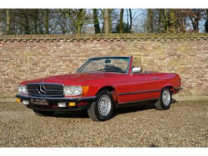Picture of 1986 Mercedes Benz 280SL W107