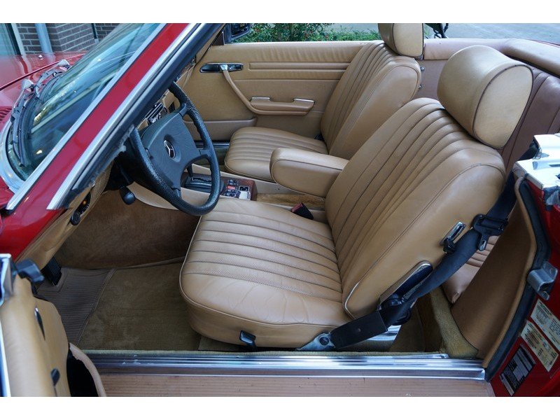 1986 Mercedes Benz 280SL W107 For Sale (picture 3 of 6)